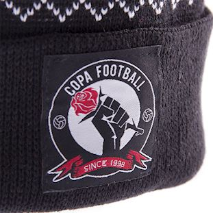 5010 | Football Romantics Beanie | 2 | COPA
