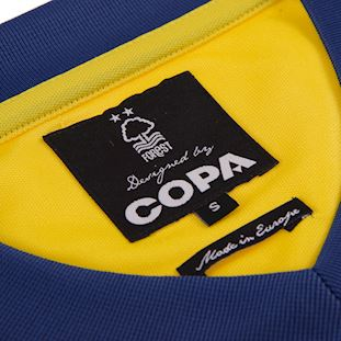 Nottingham Forest 1979-1980 Away Retro Football Shirt | 5 | COPA
