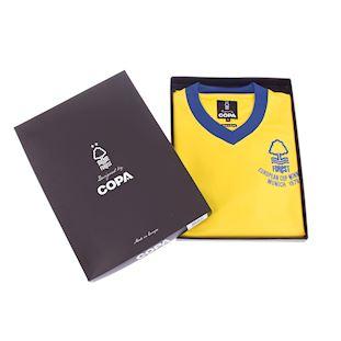 Nottingham Forest 1979-1980 Away Retro Football Shirt | 6 | COPA
