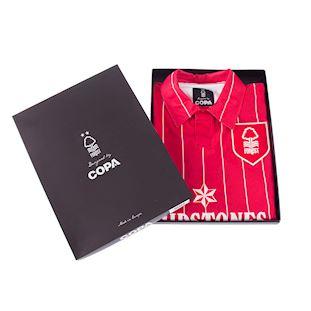Nottingham Forest 1992-1993 Retro Football Shirt | 6 | COPA