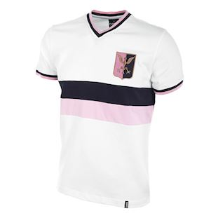Palermo Away 1970's Retro Football Shirt | 1 | COPA