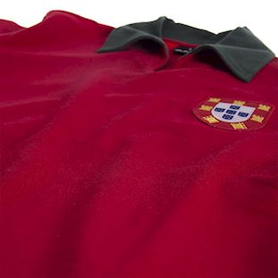 Portugal 1972 Retro Football Shirt | 5 | COPA
