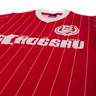 Rot-Weiss Essen 1985 - 1986 Retro Football Shirt   5   COPA