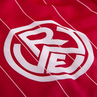 Rot-Weiss Essen 1985 - 1986 Retro Football Shirt   3   COPA