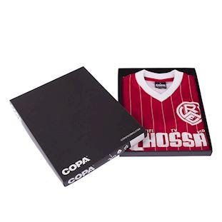 Rot-Weiss Essen 1985 - 1986 Retro Football Shirt   7   COPA