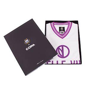 RSC Anderlecht 1973 - 74 Away Retro Football Shirt | 6 | COPA