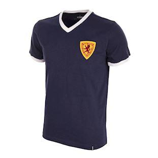 550 | Scotland 1960's Short Sleeve Retro Football Shirt | 1 | COPA