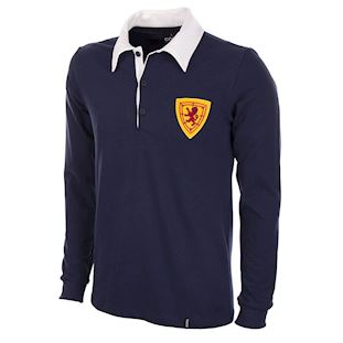 Scotland 1950's Retro Football Shirt | 1 | COPA