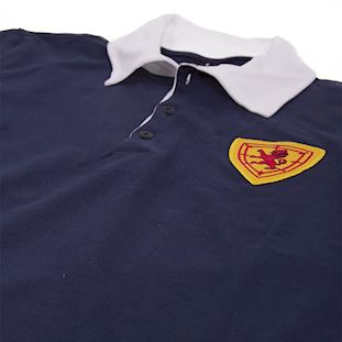 Scotland 1950's Retro Football Shirt | 5 | COPA
