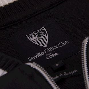 Sevilla FC 1950's Retro Football Jacket | 5 | COPA