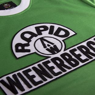 SK Rapid Wien 1976 - 77 Retro Football Shirt | 5 | COPA