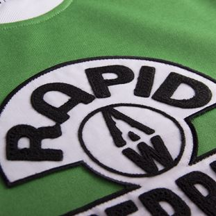 SK Rapid Wien 1976 - 77 Retro Football Shirt | 3 | COPA