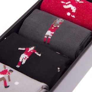 SL Benfica Casual Socks Box Set | 3 | COPA