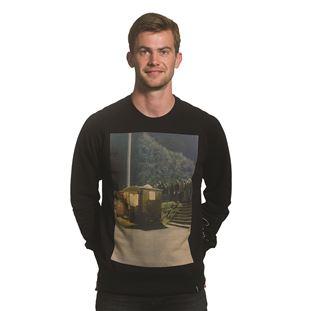 6447 | Snack Bar Sweater | Black | 1 | COPA