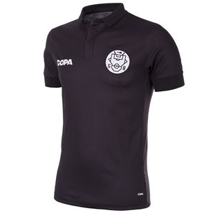1494 | SoccerRocker 2017 FINAL Mens Football Shirt | Black | 1 | COPA