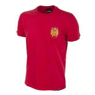 205 | Spain 1978 Short Sleeve Retro Football Shirt | 1 | COPA