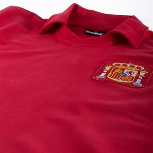 Spain 1980's Retro Football Shirt | 5 | COPA