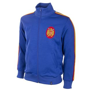 Spain 1966 Retro Football Jacket | 1 | COPA
