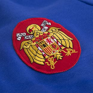 Spain 1966 Retro Football Jacket | 3 | COPA