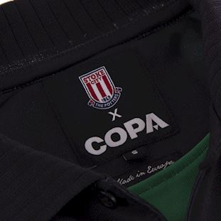 Stoke City FC 1994 - 95 Away Retro Voetbal Shirt | 5 | COPA