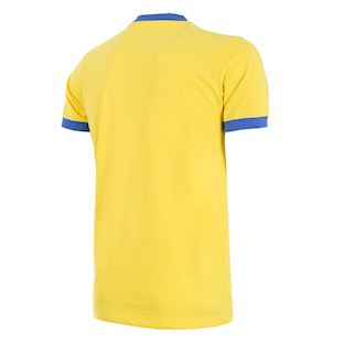 Sweden 1970's Retro Football Shirt | 4 | COPA