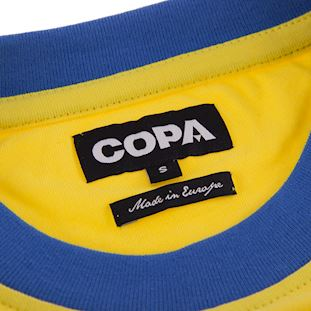 Sweden 1970's Retro Football Shirt | 5 | COPA