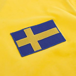 Sweden 1970's Retro Football Shirt | 3 | COPA