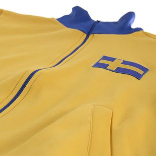 Sweden 1970's Retro Football Jacket | 5 | COPA