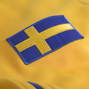 Sweden 1970's Retro Football Jacket | 3 | COPA