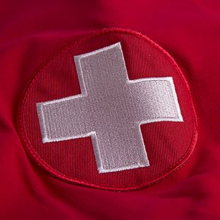 Switzerland World Cup 1954 Retro Football Shirt | 3 | COPA