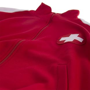 Switzerland 1960's Retro Football Jacket | 5 | COPA