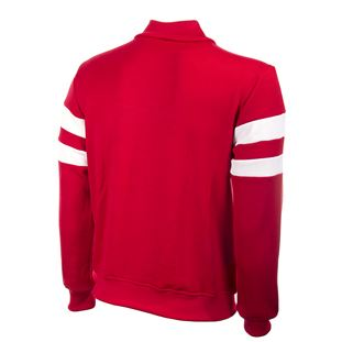 Switzerland 1960's Retro Football Jacket | 4 | COPA