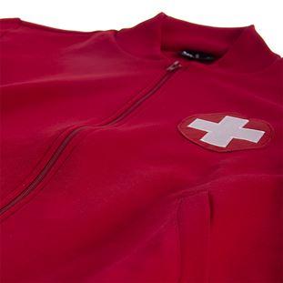Switzerland 1960's Retro Football Jacket | 5 | COPA