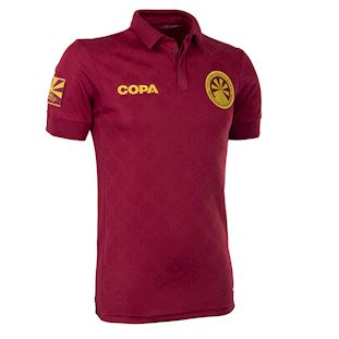 tibet-away-short-sleeve-football-shirt-red | 3 | COPA