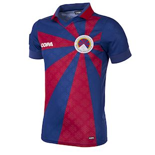 9120 | Tibet Home Short Sleeve Football Shirt | 1 | COPA