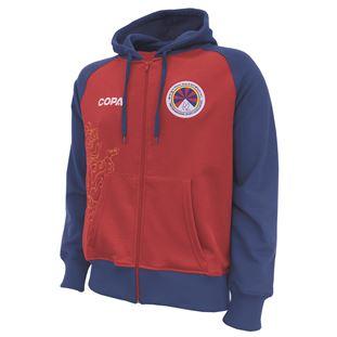 9113 | Tibet Zip Hooded Sweater | 1 | COPA