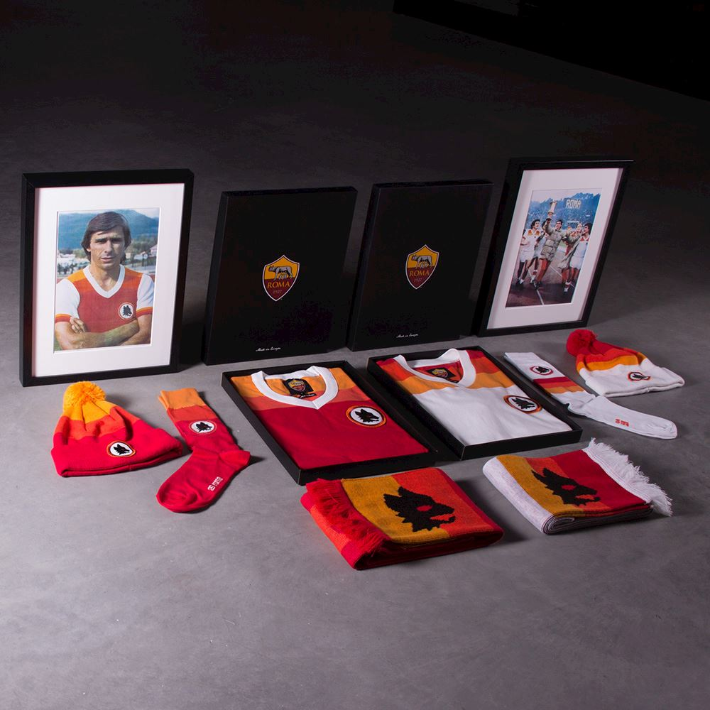 AS Roma winter collection