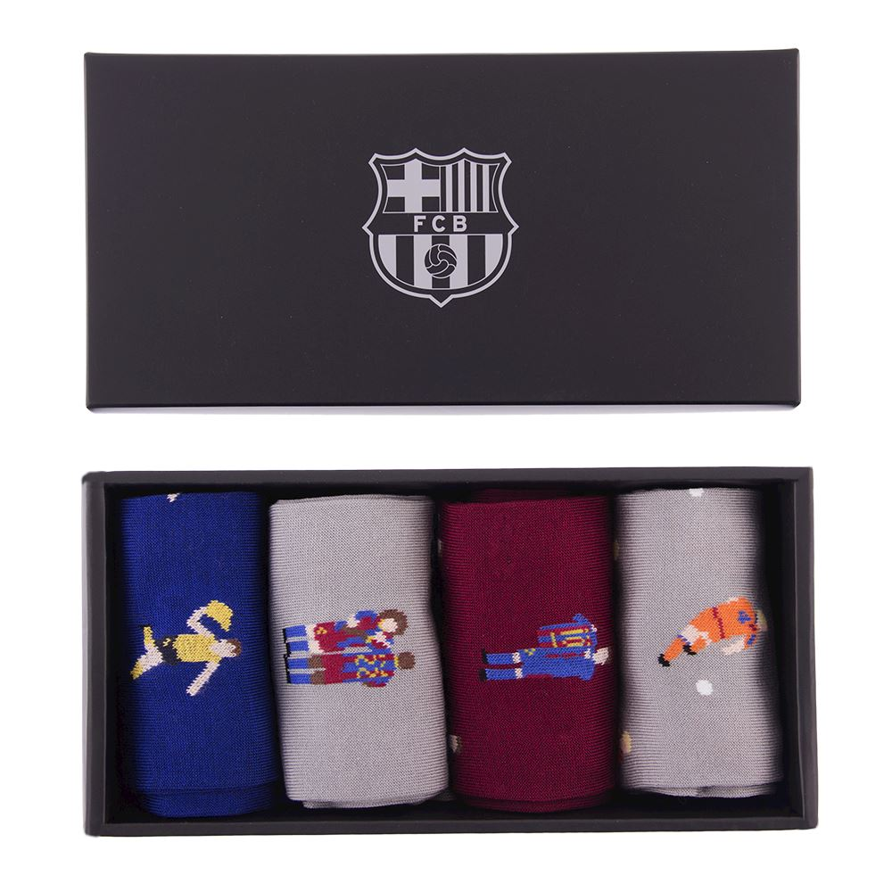 FC Barcelona Casual Socks