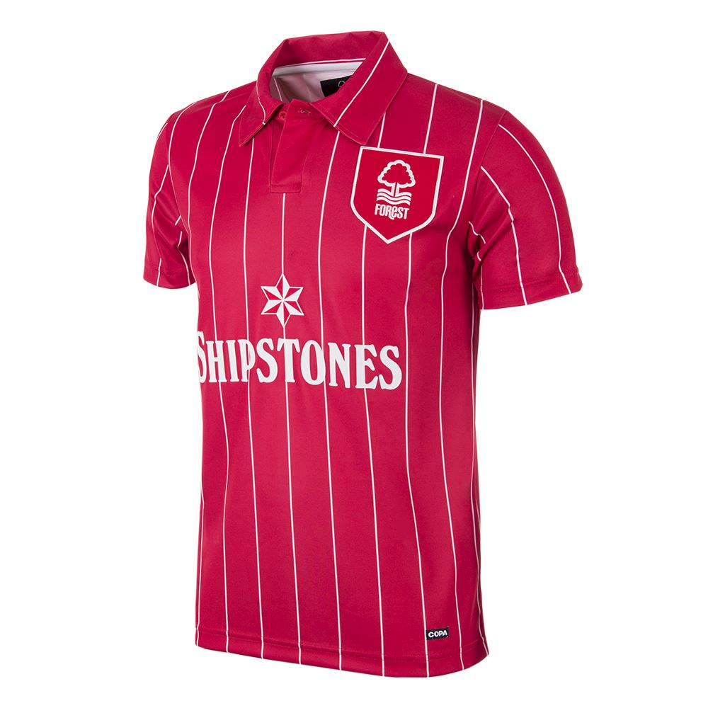 New Nottingham Forest Shirts