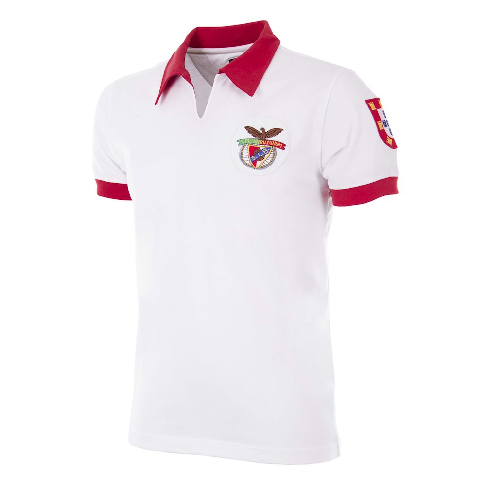 SL Benfica Retro Shirt & Jacket