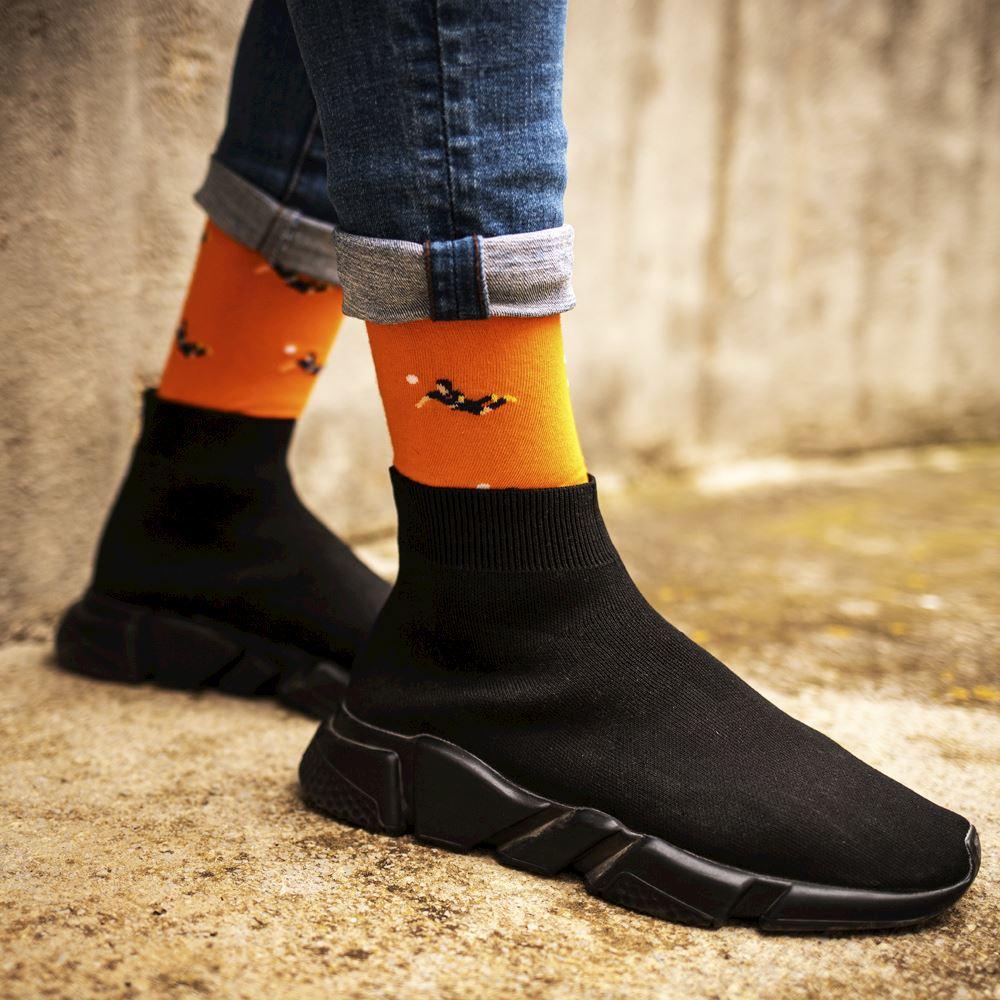 Holland Casual Pixel Socks