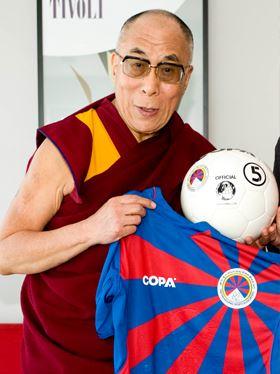 COPA | H.H. Dalai Lama | Worn by famous