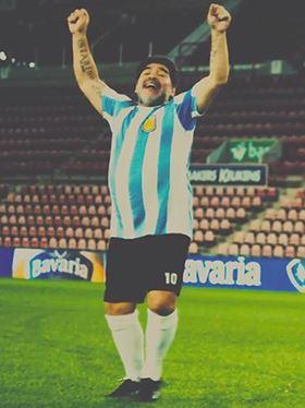 COPA | Diego Maradona | Worn by famous