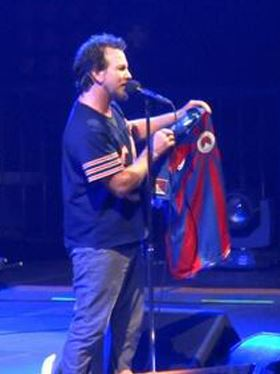 COPA | Eddie Vedder | Worn by famous