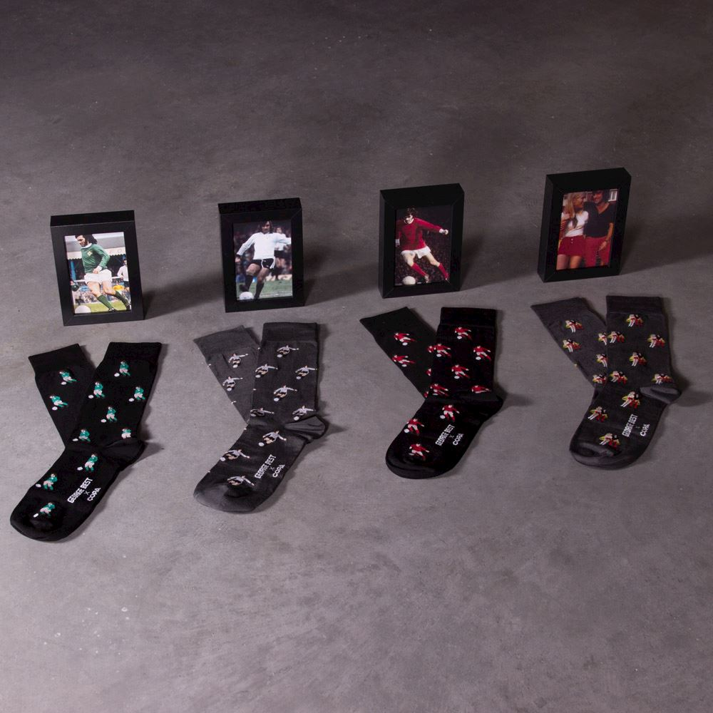 George Best Socks Collection