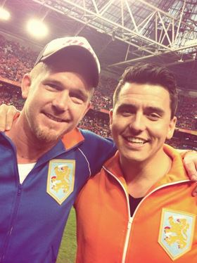 COPA | Johnny de Mol & Jan Smit | Worn by famous