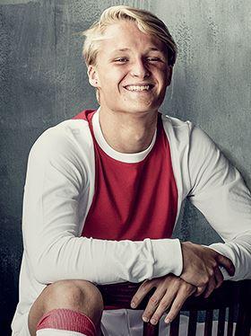 COPA | Kasper Dolberg | Worn by famous