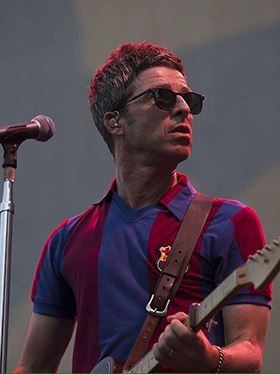 COPA | Noel Gallagher | Worn by famous