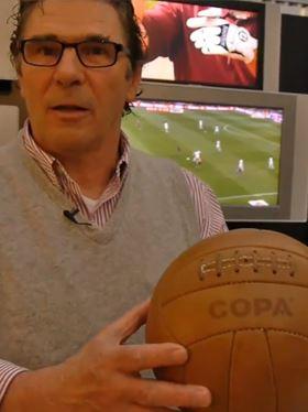 COPA | Willem van Hanegem | Worn by famous