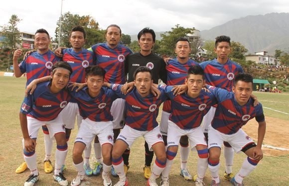 Tibet National Team
